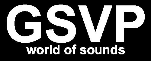 Recording studio GSVP – 2020